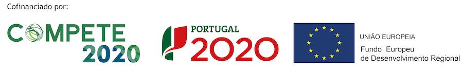 Cofinanciado por Compete 2020 - Portugal 2020 - União Europeia FEDR